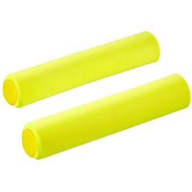 Supacaz Siliconez MTB Griffe neon gelb
